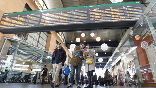 Estación del AVE de Córdoba