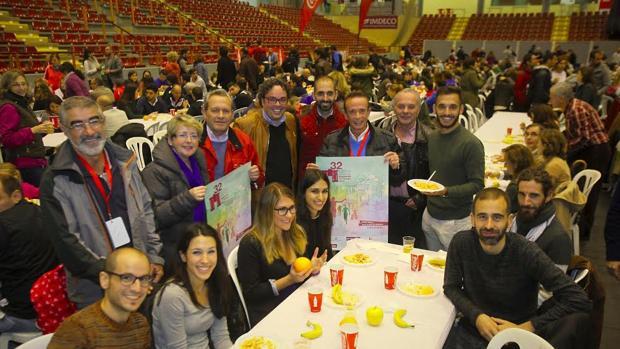 Fotografía de la Cena de la pasta en Vista Alegre