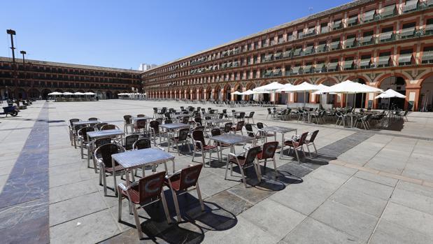 Esta semana podremos disfrutar del sol en las terrazas al aire libre