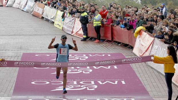 El ganador de la Media de Córdoba cruza la meta