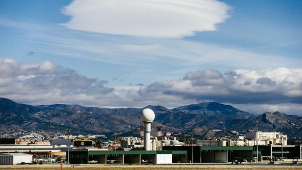Imagen del aeropuerto de la capital de la Costa del Sol
