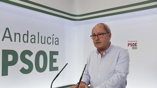 Juan Cornejo, secretario de Organización del PSOE andaluz
