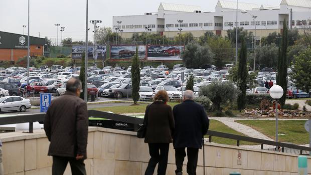 Parking del Reina Sofía