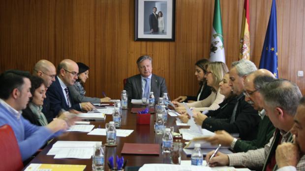 Reunión de la comisión de seguimiento del Profea