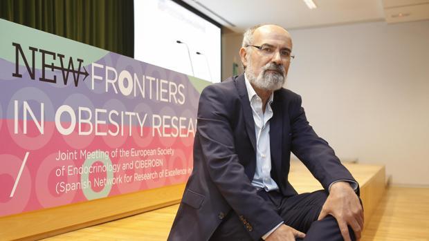 Carlos Diéguez, director médico del Ciberobn