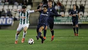 El Córdoba CF de Luis Carrión gana al Málaga en la Copa