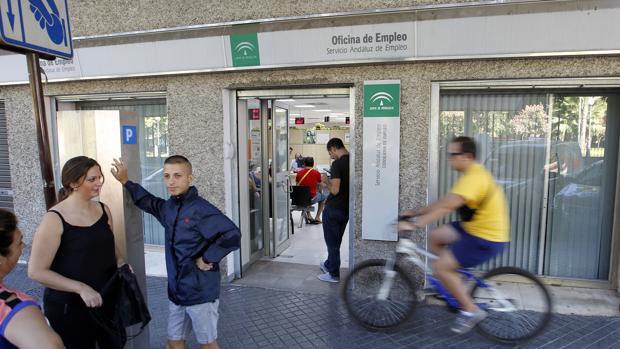 Oficina del Servicio Andaluz de Empleo en Córdoba