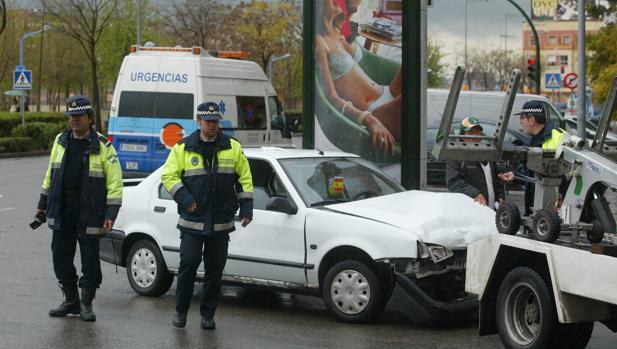 Suspenso a los jóvenes conductores cordobeses en accidentes graves