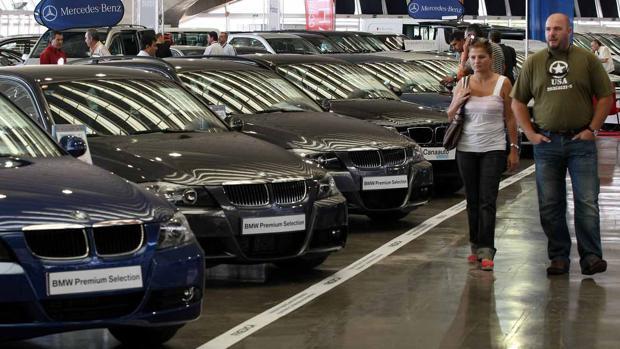 La venta de coches crece un 15% y se asegura ya el cuarto año consecutivo de subida