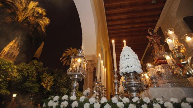 La Inmaculada Concepción, en la Vigilia del pasado año