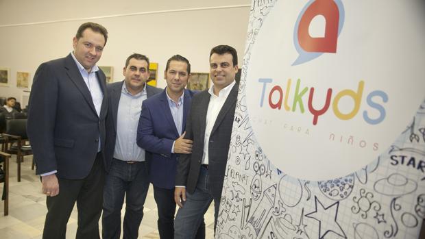 Presentación de Talkyds, un chat destinado a los niños