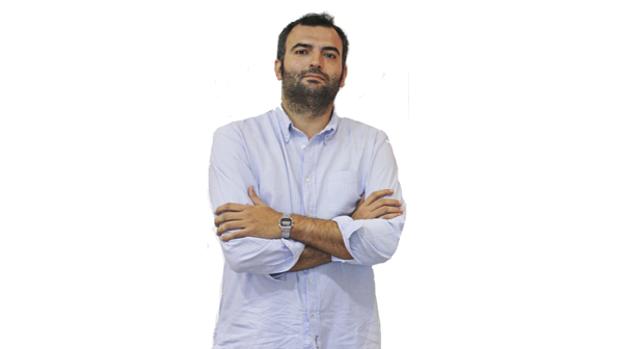 Ángel Romero, dirigente del PSOE en Huelva