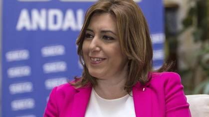 Susana Díaz: «No es justo lo que están pasando Chaves y Griñán»