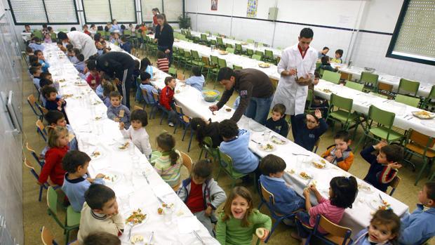 Las ampas piden que se doblen turnos en comedores y m s plazas - Comedores escolares malaga ...