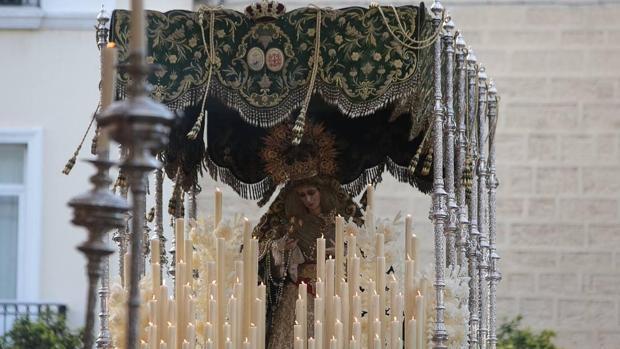 La Virgen de la Esperanza del Nazareno del Amor estará en la procesión mariana