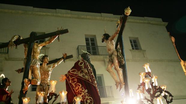 La Cofradía del Perdón no saldrá este año por las calles de Cádiz en Semana Santa.