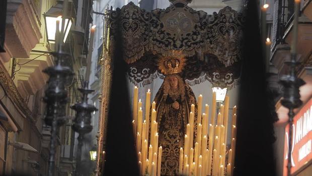 Servitas protagoniza las vísperas