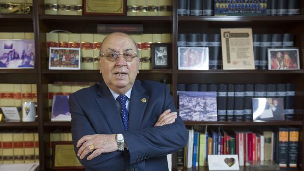 Martín José García destaca la buena relación entre las hermandades