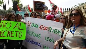 Arrecian las críticas contra el decreto de guarderías del Gobierno andaluz