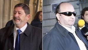 Francisco Javier Guerrero y Juan Francisco Trujillo