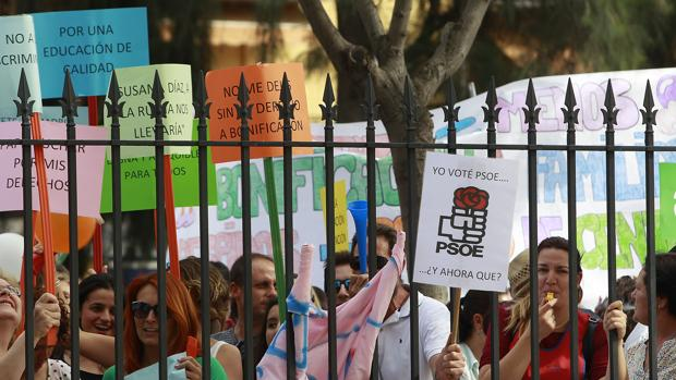 ¿Por qué a nadie le gusta el nuevo decreto de guarderías de la Junta de Andalucía?