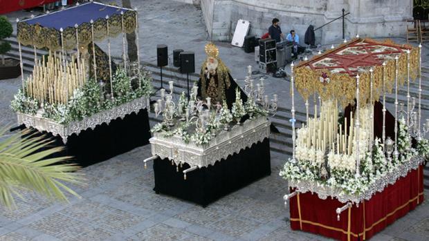 Imagen de la Magna Mariana de 2005