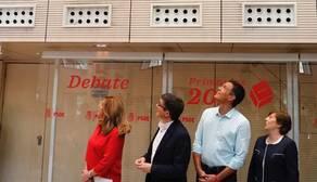 Andalucía asalta Ferraz en el debate de los candidatos