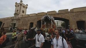 La hermandad del Rocío no estará en la procesión mariana