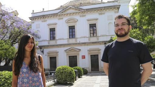 Laura Morales y Ángel Velasco prentenden crear la Academia Andaluza de la Lengua