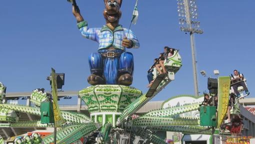 El Súper Kanguro sigue causando sensación cada Feria