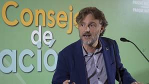 El consejero José Fiscal