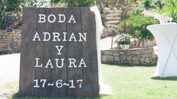 Boda de la hija del concejal José María Jiménez, oficiada por la alcaldesa de Ronda