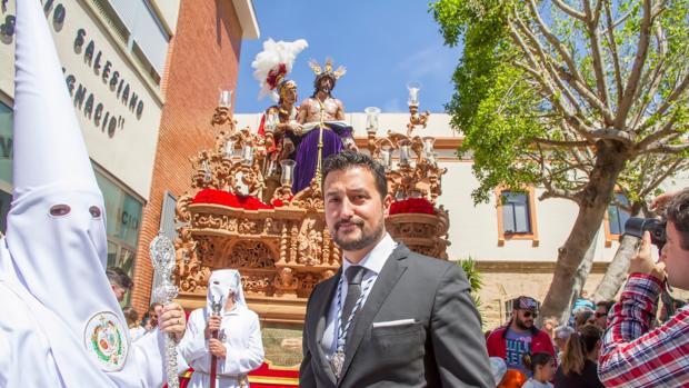 Joaquín Cortés ya no seguirá como capataz de la Virgen de la Soledad