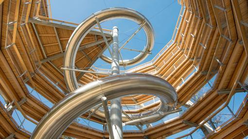 Las construcciones se integran con el entorno medioambiental