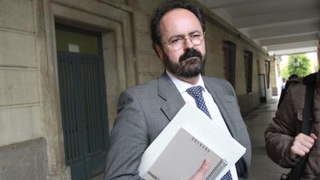 El abogado Juan Carlos Alférez