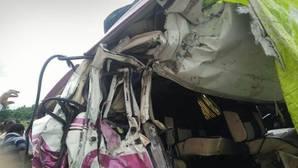 Los cuatro españoles fallecidos en el accidente en India son andaluces