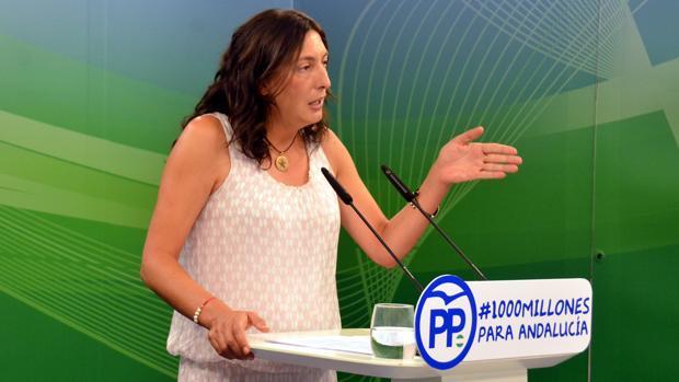 La número dos del Partido Popular de Andalucía, Dolores López
