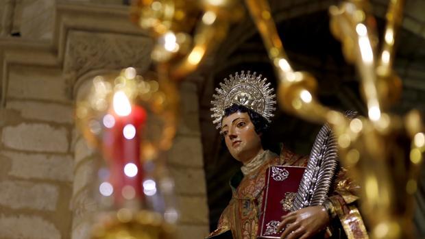 Imagen de San Lorenzo, en Córdoba