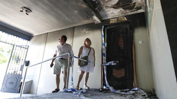 Incendio en un piso del Figueroa en la capital cordobesa