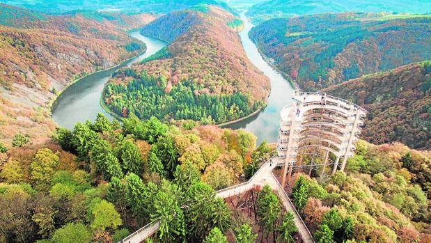 Uno de los parques temáticos de la empresa alemana