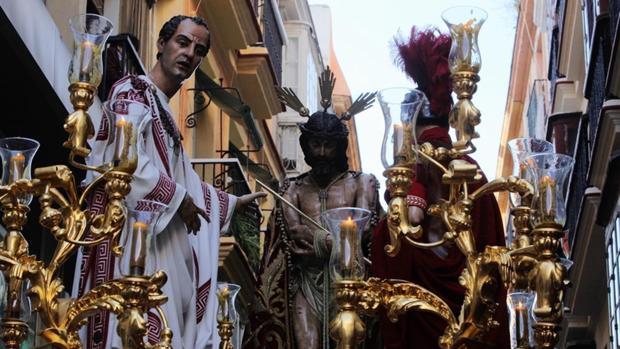 Ecce-Homo ya tiene itinerario para su procesión extrordinaria de septiembre