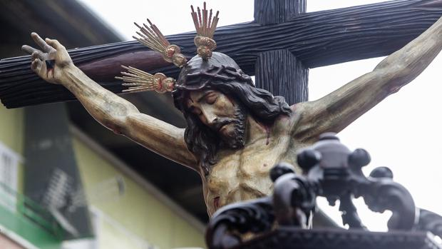 Cristo de la Piedad, de Las Palmeras