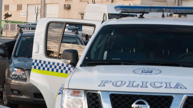 El novio se saltó un control policial mientras conducía el ciclomotor supuestamente sustraído