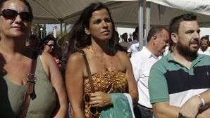 La coordinadora general de Podemos en Andalucía, Teresa Rodríguez