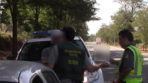 La Guardia Civil ha participado en una operación de la Interpol que ha llegado hasta la localidad de Aracena