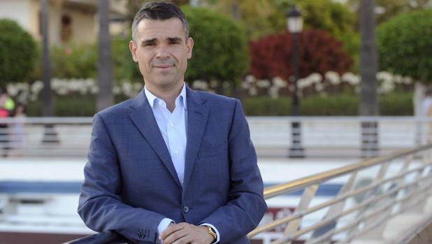José Bernal, actual alcalde socialista de Marbella