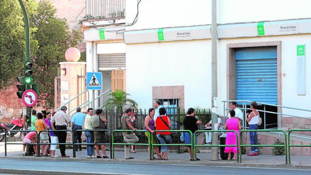 Los contratos temporales a los mayores de 45 años suben un 6% en Córdoba