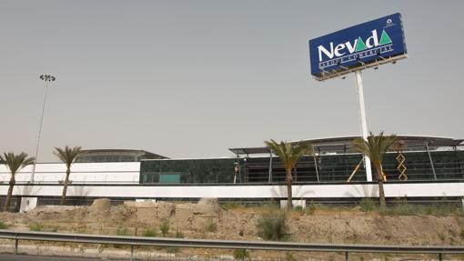 Centro comercial Nevada en Armilla, Granada