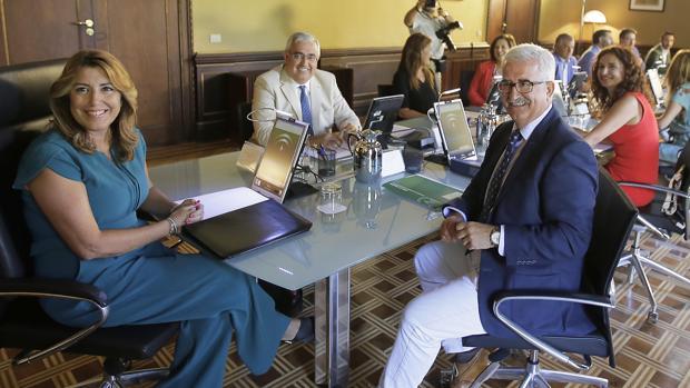 Consejo de Gobierno de este martes en San Telmo