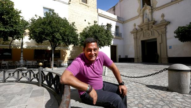 Antonio Ramírez, nuevo capataz del palio de Vera-Cruz